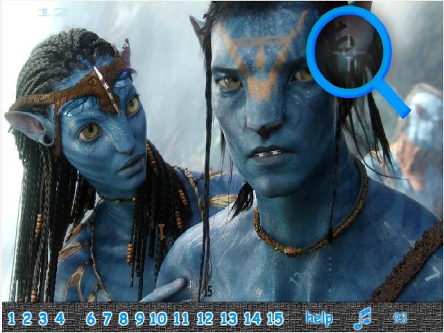Avatar sayı bulma oyunu ile keyifli bir eğlence sizi bekliyor. Sayfamızda Avatar sayı bulmaca oyunu ile oynayabilirsiniz. Yeni Avatar oyunları