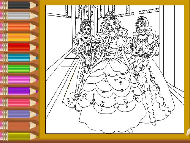 Barbie boyama oyunu ile keyifli bir eğlence sizi bekliyor. Sayfamızda Barbie boyama oyunu oynayabilirsiniz. Yeni Barbie boyama oyunları