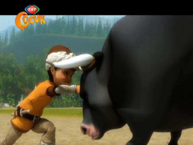 Dede Korkut Boğaç'ın kahramanlığıçizgi filmi animasyon film olarak Trt Çocuk kanalı için hazırlanmıştır. Boğaçın kahramanlığı masalı çizgi filmi sayfamızda