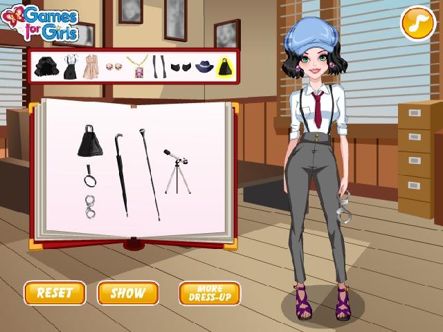 Dedektif prenses oyunu ile keyifli bir eğlence sizi bekliyor. Sayfamızda Dedektif prenses oyunu oynayabilirsiniz. Yeni dedektif prenses oyunları