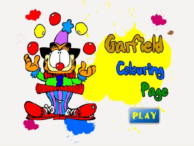 Garfieldboyama oyunuile keyifli bir eğlence sizi bekliyor. Sayfamızda Garfield boyama oyunu oynayabilirsiniz. Yeni Garfieldboyama oyunları