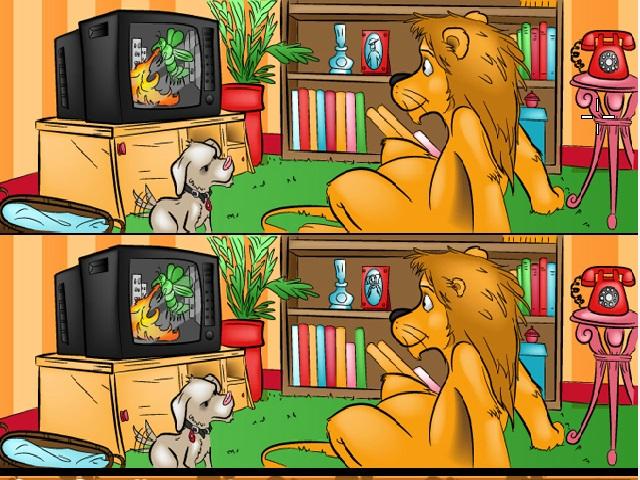 İki resim arasındaki farkı bulma oyunu ile keyifli bir eğlence seni bekliyor. Resimlerdeki farkı bul oyunu sayfamızda paylaşıldı. İki resimdeki farkı bulma oyunları