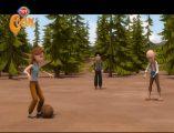 Keloğlan yılın maçıçizgi filmi animasyon film olarak Trt Çocuk kanalı için hazırlanmıştır. Keloğlan yılın maçımasalı ekli videoda