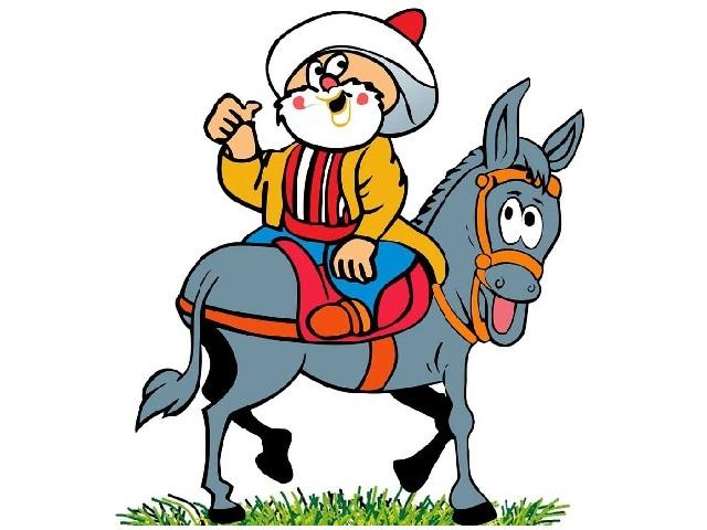 Nasreddin Hoca ve eşeğiyapbozu ile keyifli bir eğlence sizi bekliyor. Sayfamızda Nasrettin Hoca ve eşeğiyapboz oyunu oynayabilirsiniz.