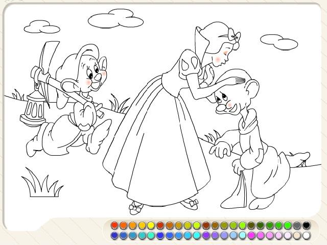 Pamuk Prenses boyama oyunu ile keyifli bir eğlence sizi bekliyor. Sayfamızda Pamuk Prenses boyama oyunu oynayabilirsiniz. Yeni Pamuk Prenses boyama oyunları