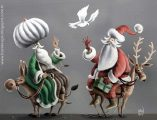 Nasreddin Hoca ve Noel Baba yapbozu ile eğlence sizi bekliyor. Sitemizde Nasreddin Hoca ile noel Baba yapboz oyunu oynayın. Yeni Nasrettin Hoca yapbozları