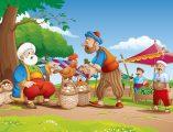 Nasreddin Hoca pazarda yapbozu ile keyifli eğlence sizi bekliyor. Sitemizde Nasreddin Hoca pazarda yapboz oyunu oynayın. Yeni Nasreddin Hoca yapbozları