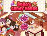 Boboş şeker evi dekorasyonu oyunu ile keyifli bir dekor oyunu seni bekliyor. Sitemizde boboş şeker evi dekoru oyunu oyna! Yeni şeker evi dekorasyon oyunları