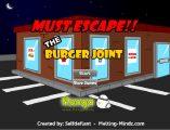 Burger dükkanından kaçış oyunu oyna ve çıkmak için nesneleri bul! Burger dükkanından çıkış oyunu; saklı nesneleri bulup, kullanılan kaçış oyunudur.
