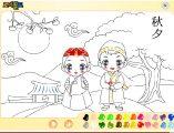 Çocuk boyama oyunu oyna. Sayfamızda kız çocuk boyama ve erkek çocuk boyama oyna ve renkleri tanı. Yeni çocukboyama oyunları