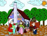 Nasreddin Hoca ve komşuları yapbozu ile keyifli eğlence sizi bekliyor. Sitemizde Nasreddin Hoca ve komşuları yapboz oyunu oyna! Yeni Nasreddin Hoca yapbozları