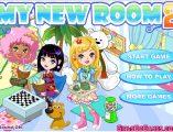 Yeni odam dekor oyunu 2 ile keyifli bir dekorasyon oyunu oyna. Yeni odam dekorasyonu oyunu 2 ile odayı siz dizayn edin! Yeni oda dekor oyunları