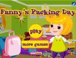 Fanny bavul hazırlama oyna! Fanny bavul hazırla oyunu oyna ve Fanny'in bavul hazırlaması için yardım et. Yeni bavul hazırlama oyunları da ekleyeceğiz.