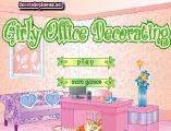 Genç kız ofisi dekor oyunu oyna. Sayfamızda genç kız ofisi dekorasyon oyunu oynayın. Yeni kız ofisi dekoru oyunları sitemizde oynanır.