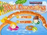 Havuz dekorasyonu oyna. Sayfamızda havuz dekorasyon oyunu oynayın. Yeni havuz dekor oyunları sitemizde oynanır.