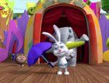 """Akıllı tavşan Momo çocuk şarkısı; """"Şemsiye"""" sayfamızda paylaşıldı. Akıllı tavşan momo şemsiye şarkısını dinle ve şarkının videosunu izle."""