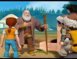 Dede Korkut çizgi filmi 38 bölümü izle. Dede Korkut'un 38. bölüm çizgi filmini izlemek isteyenler için sitemizde paylaşıldı.