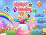 Cepte ve tablette Candy Bubble oyunu oynayın. Mobil patlatma oyunları arasında yer alan şeker toplama oyunu html5 tabanlı bir oyundur.